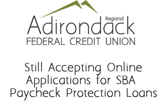 ARFCU Still Accepting Online SBA Paycheck Protection Small Business Loans
